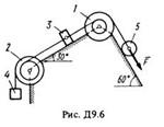 Solution D9 Var. 66, reshebnik termehu Targ SM 1983