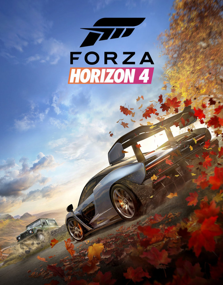 Forza horizon 4 Standart edition [pc] + multiplayer