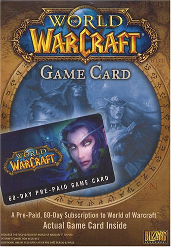 World of Warcraft (WOW) - GAME TIME 60 DAYS US (США)