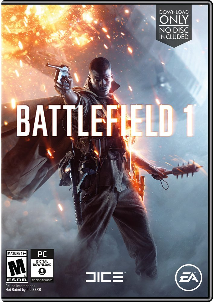Battlefield 1 (Origin KEY | Region Free | MULTILANGS)