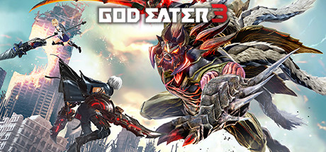 God Eater 3. STEAM-ключ (RU+СНГ)