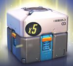 Overwatch 5 Loot Box Key (Twitch Prime) | (Region Free)