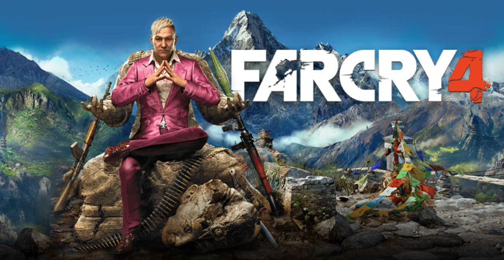 Far Cry 4 (account Uplay)
