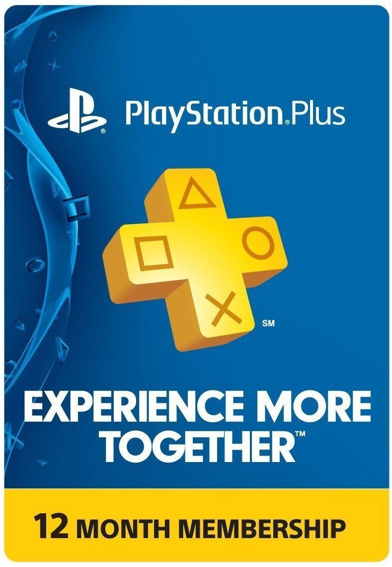 PlayStation Plus (PSN Plus) 365 Days (DE)