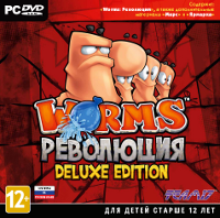 WORMS РЕВОЛЮЦИЯ DELUXE EDITION - STEAM - ФОТО + ПОДАРОК