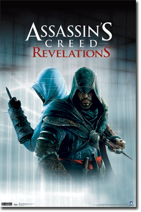 ASSASSINS CREED REVELATIONS ОТКРОВЕНИЯ - UPLAY - ФОТО