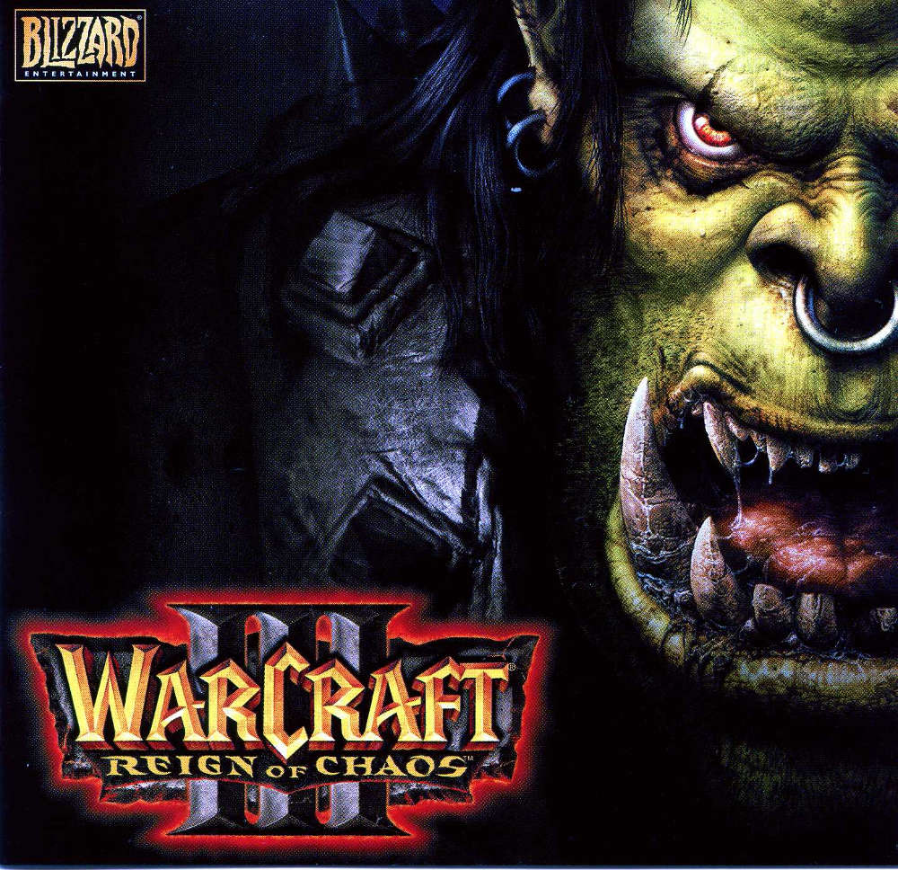 WARCRAFT 3 REIGN OF CHAOS - ФОТО + ПОДАРОК