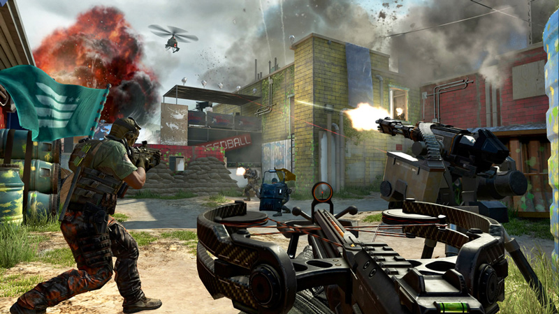 CALL OF DUTY: BLACK OPS II – VENGEANCE + ПОДАРОК