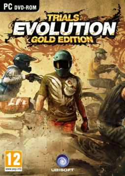 TRIALS EVOLUTION GOLD EDITION - UPLAY - ROW CD-KEY - НД