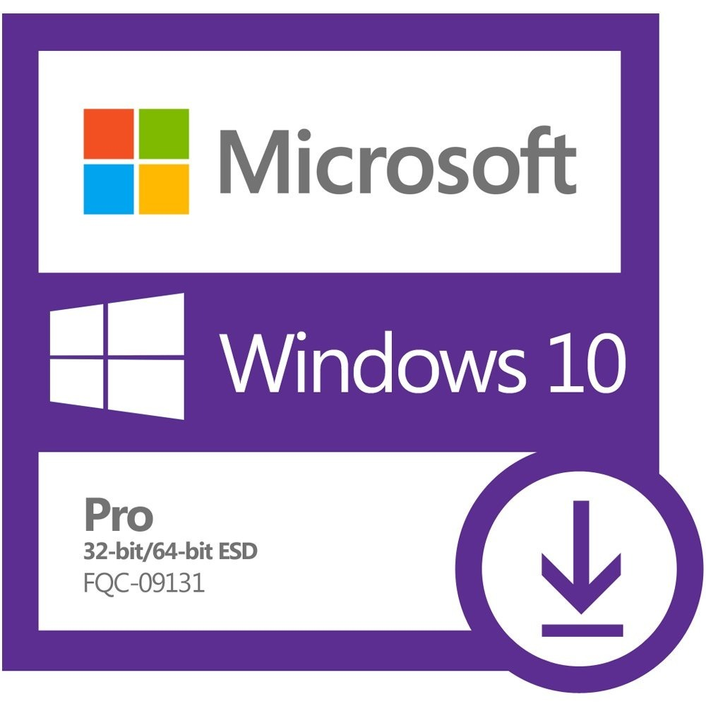 Windows 10 professional Retail (ESD) full version