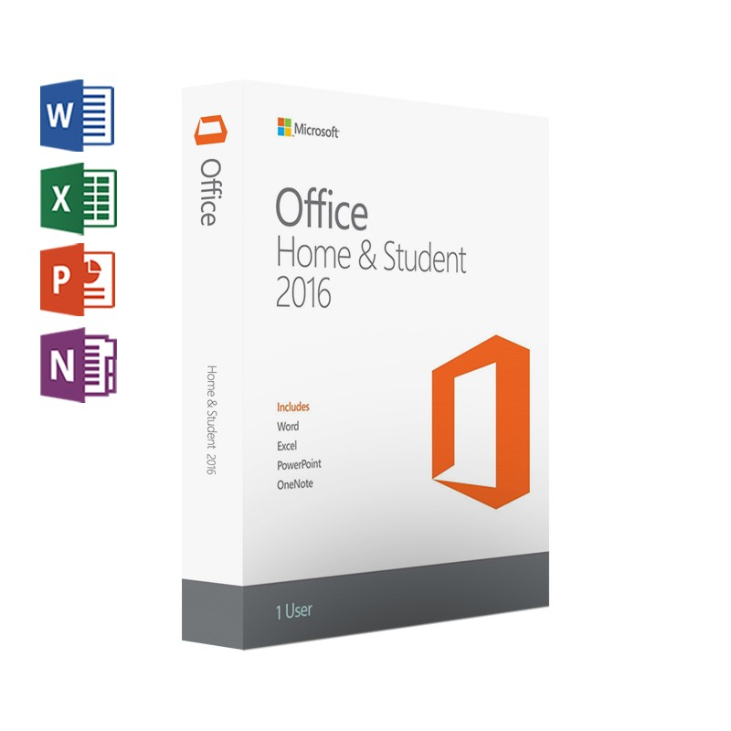 Office 2016 Home and Student all language+Antivirus