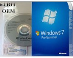Windows 7 Professional (x64 / x32) + Gift for choice