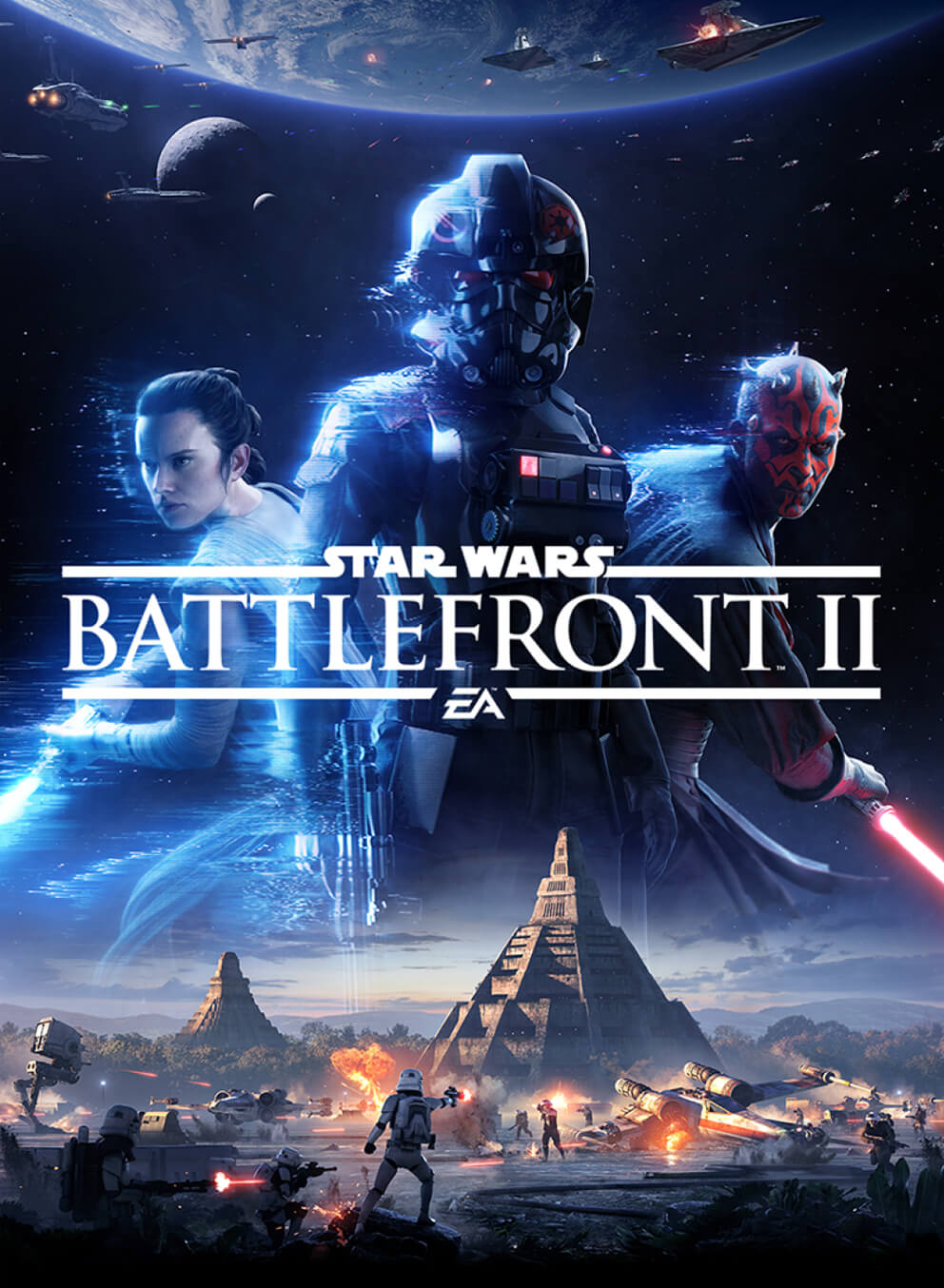 Star Wars Battlefront 2 (2017) Key RU / CIS ONLY