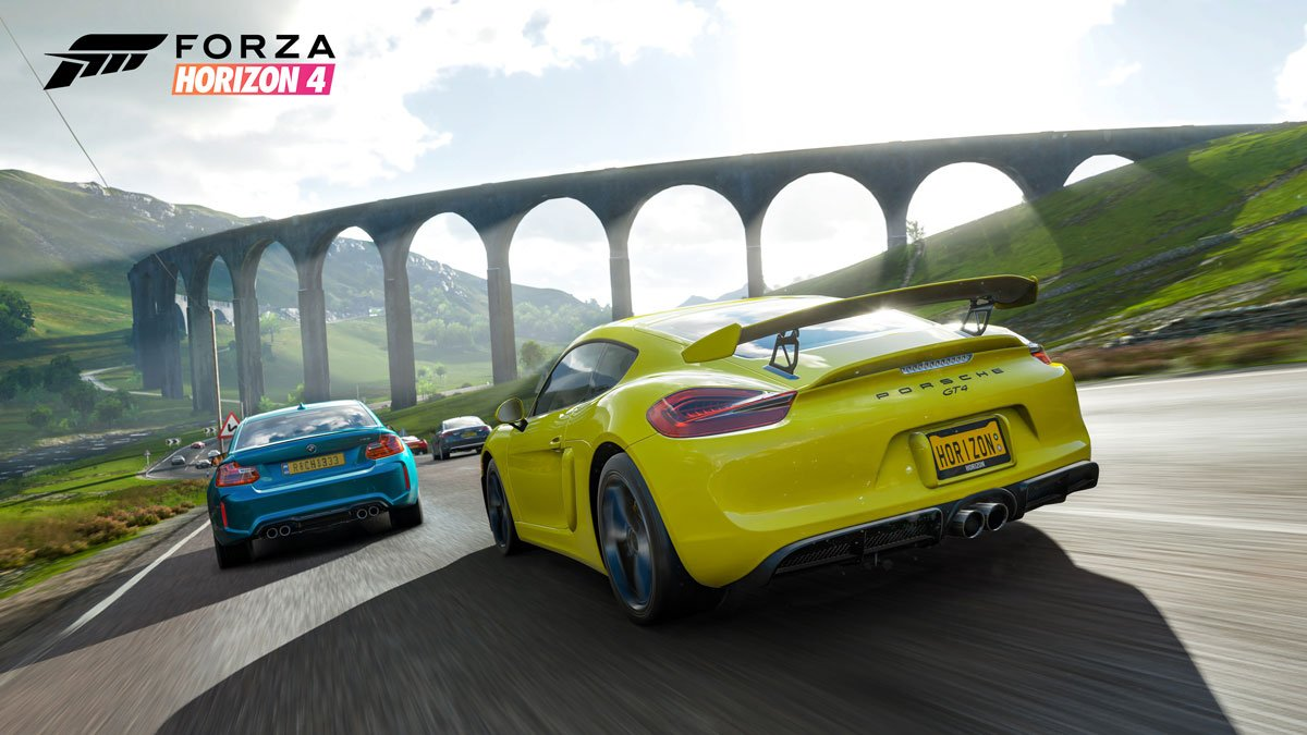 FORZA HORIZON 4 Ultimate | Network game | [Activation]