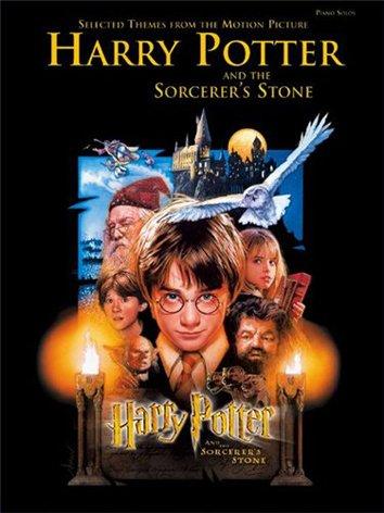 Гарри Поттер. Коллекция нот ко всем шeсти фильмам.