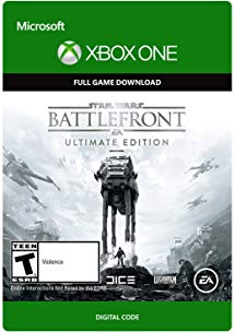 КОД - USA | STAR WARS™ Battlefront™ Ultimate | XBOX ONE