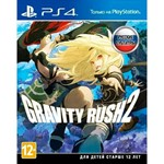 Gravity Rush 2 (PS4/RU) - Аренда 7 дней