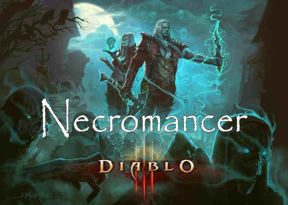 Diablo 3 III: Return of the Necromancer (KEY Battle.ne)