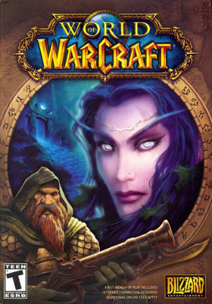 Game time WORLD OF WARCRAFT time card 30 days US (USA)