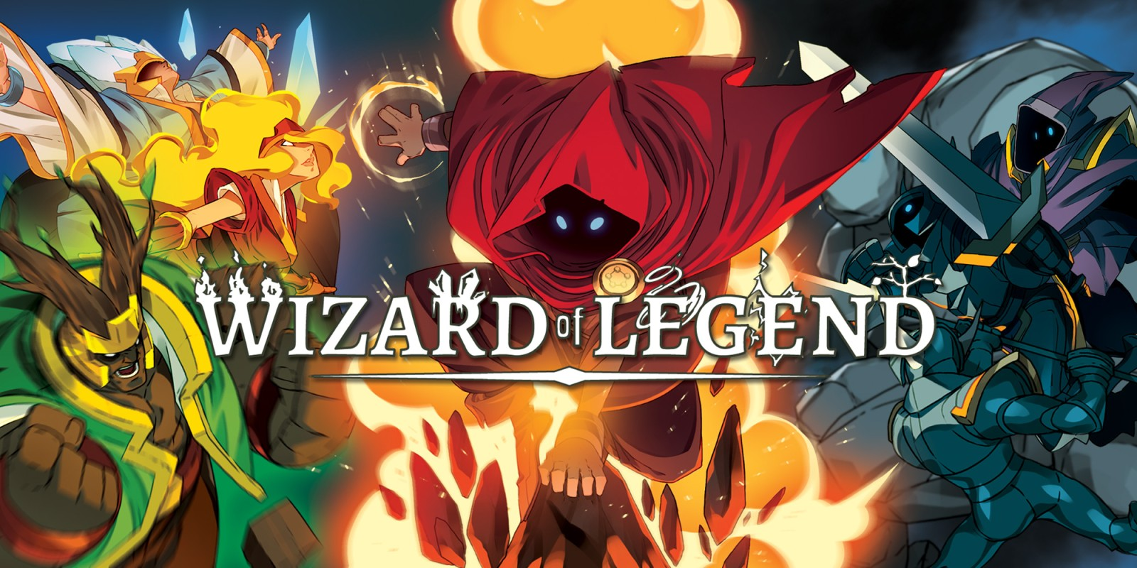 Wizard of Legend Steam Key (Region Free)