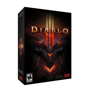 DIABLO 3 III CD KEY RUS