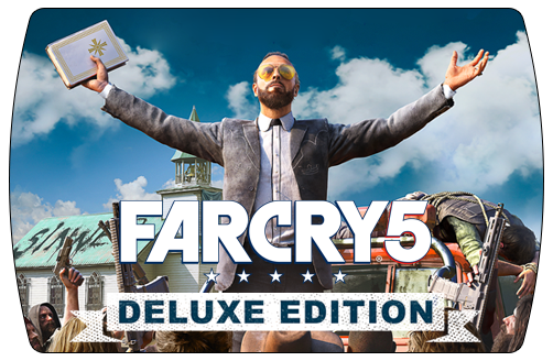 Far Cry 5. Deluxe Edition (Uplay Key. Ru/CIS)