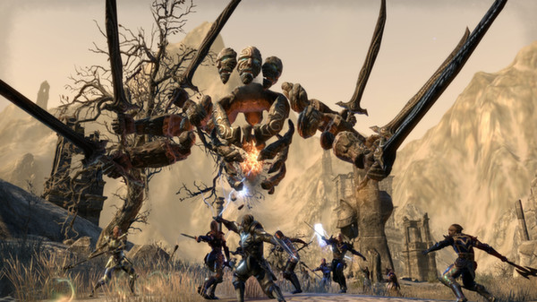 The Elder Scrolls Online: Gold Edition (Region Free)