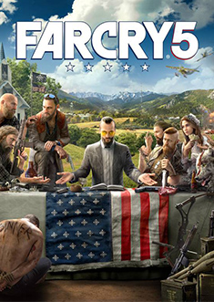 FAR CRY 5 🎁OFFICIAL WHOLESALE + BONUS (uplay)