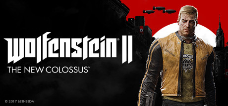 WOLFENSTEIN 2 II: THE NEW COLOSSUS +BONUS (STEAM)