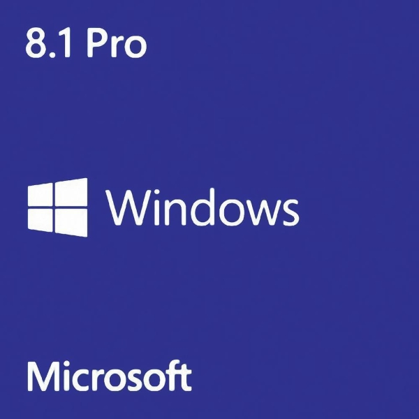 Windows 8.1 Pro 32/64 bit on 1PC