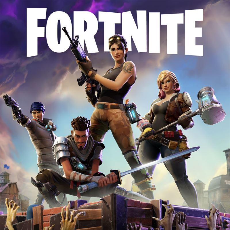 Fortnite - Standard Edition (CD-Key Global)