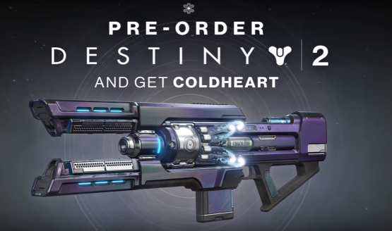 Destiny 2 - Coldheart Pre-Order Pack