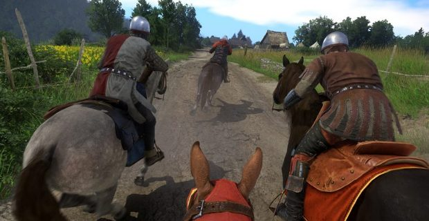 Kingdom Come: Deliverance (Steam Key RU+CIS)