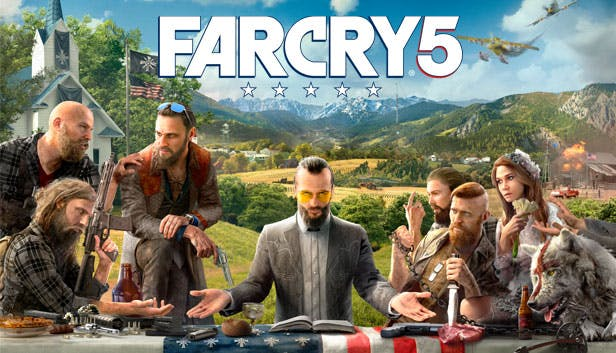 Far Cry 5 (Uplay Ключ RU+СНГ)