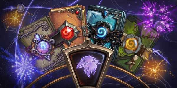 Hearthstone 7 Boosters of any add-on