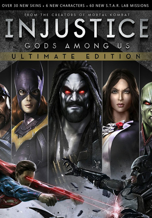 Download injustice gods among us ultimate edition.