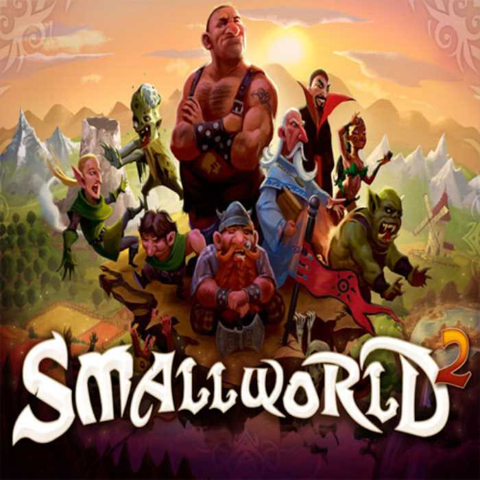 Small World 2 (Steam key / Region Free)