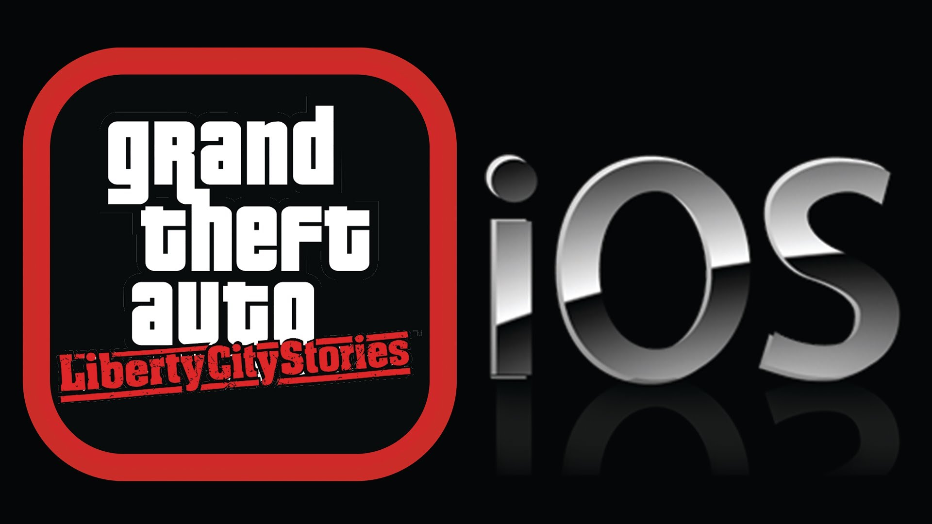GTA Liberty City Stories (AppStore for iPhone/iPad,IOS)