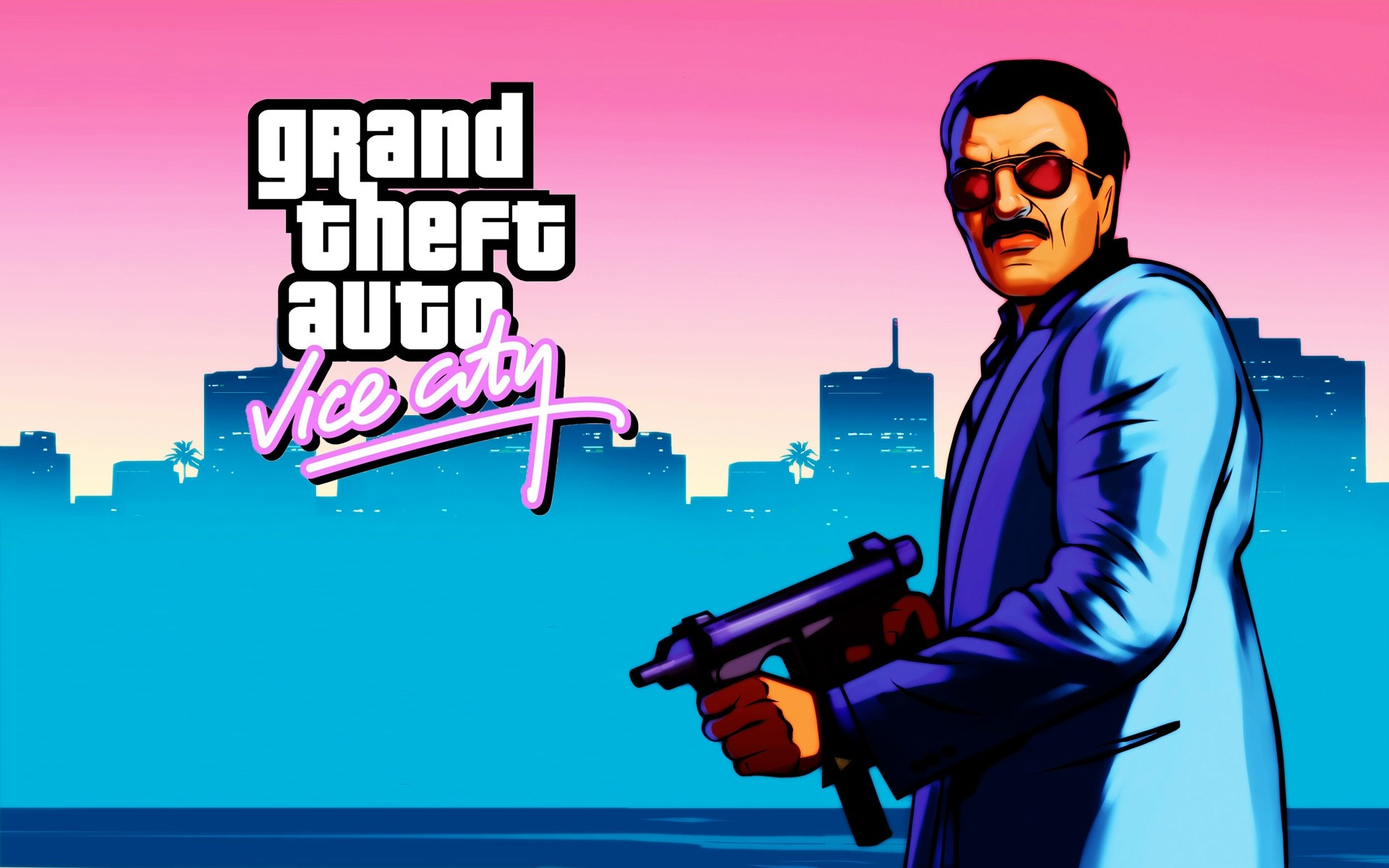 GTA Vice City (AppStore for iPhone/ iPad,Apple,IOS)
