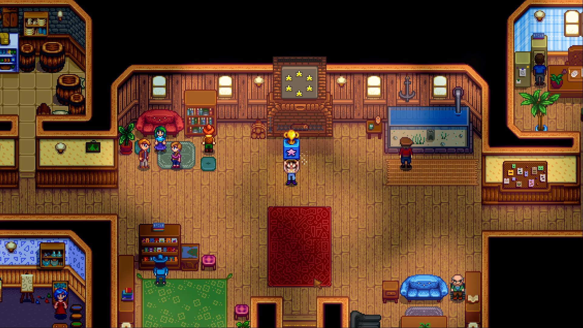Stardew Valley (AppStore for iPhone/iPad,Apple,IOS)