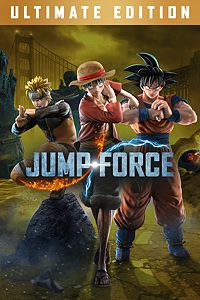 JUMP FORCE | Xbox ONE | Aренда