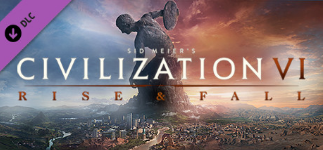 Sid Meier's Civilization® VI: Rise and Fall Steam Gift