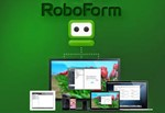 RoboForm Everywhere 1 year/  Windows, Mac and Mobile