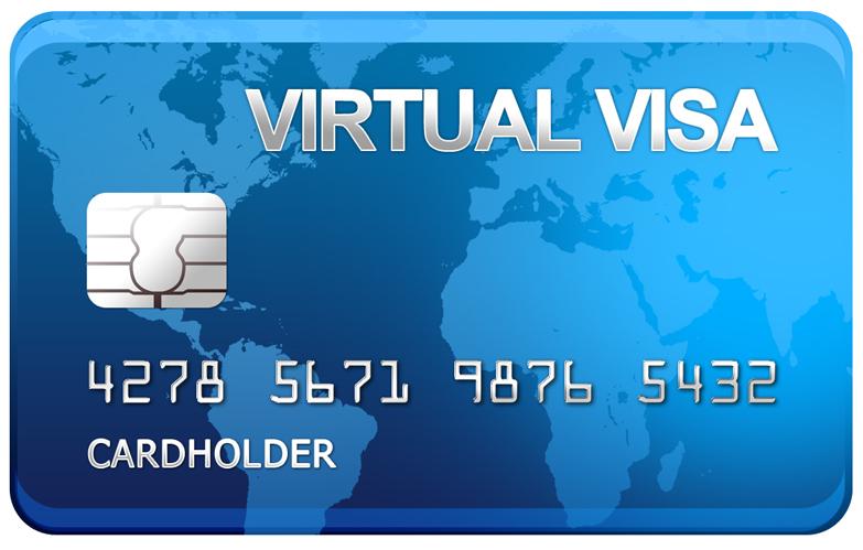 Получить виртуальную карту visa можно в любом из 100000 терминалов qiwi (киви) или в личном кабинете qiwi
