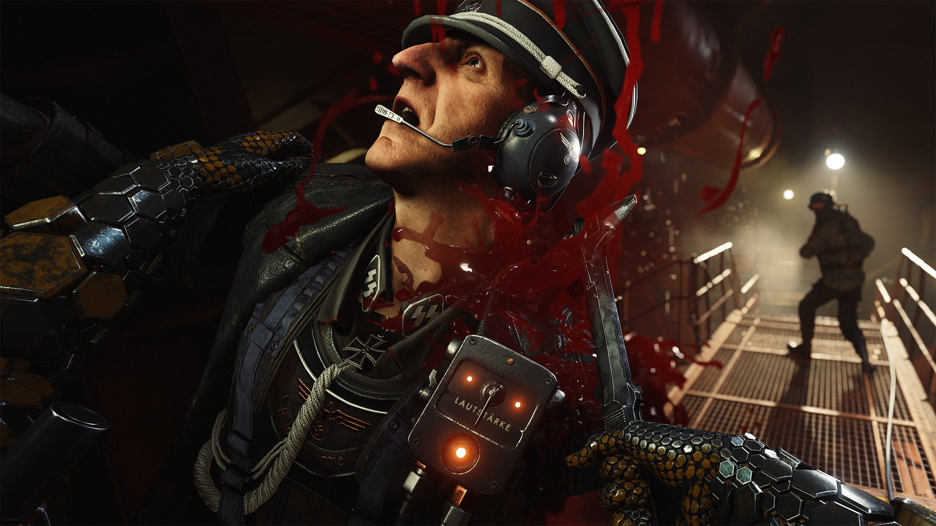 Wolfenstein II: The New Colossus Deluxe Edition RU/CIS