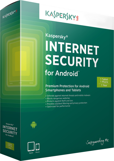 Kaspersky Internet Security ANDROID 1 ГОД 1 УСТРОЙCТВО