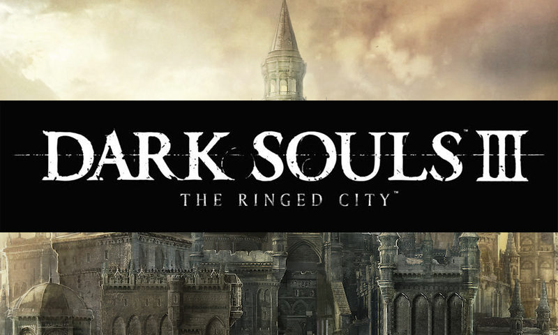 DARK SOULS 3 III The Ringed City (Steam) + GIFT
