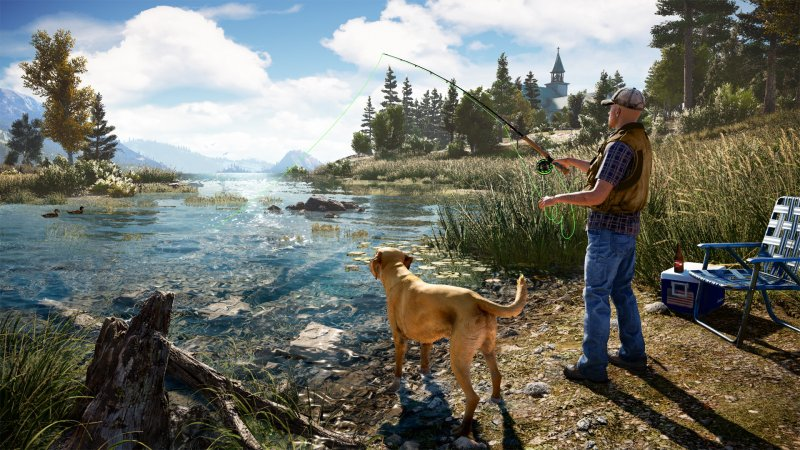 FAR CRY 5 (UPLAY) + PRE ORDER BONUS + DISCOUNT + GIFT