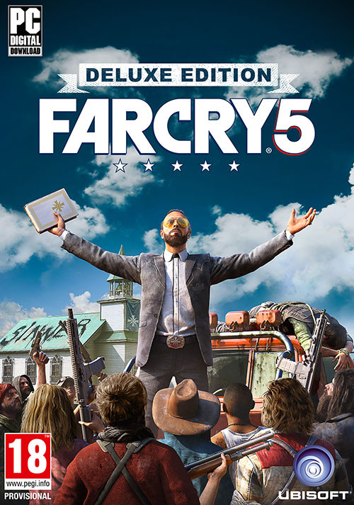 FAR CRY 5 DELUXE EDITION (UPLAY) + BONUSES