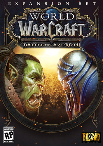 World of Warcraft Battle for Azeroth (RUS)